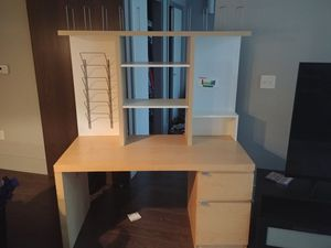 Desk - 2 piece for Sale in St. Louis, MO