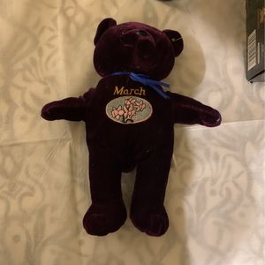 Purple Very Rare Beanie Baby for Sale in Bunker Hill, WV