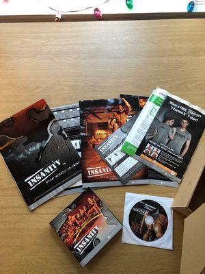 Insanity Workout Program for Sale in Norfolk, VA