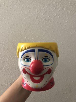 Clown mug for Sale in San Diego, CA
