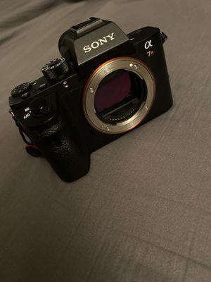 Sony A7RII Full Frame Camera for Sale in Escondido, CA
