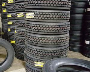 Semi truck tires available best price in town for Sale in Stockton, CA