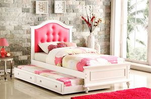 TWIN BED TRUNDLE F9377 for Sale in Orlando, FL