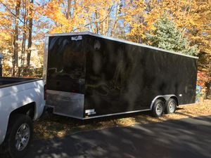 2020 Enclosed Trailers 8.5 x 20 ft (Various sizes and Financing available) for Sale in Shelton, CT