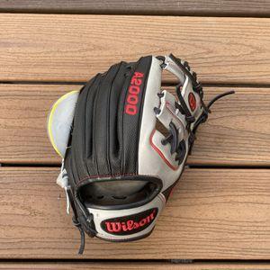 """Wilson A2000 Baseball Glove w/Superskin 11.25"""" Model 1788 for Sale in Kenmore, WA"""