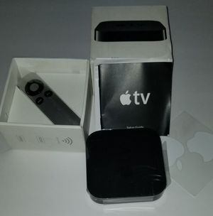 Apple TV - 2nd Generation Like New Condition for Sale in Los Angeles, CA