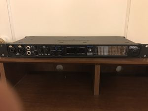 Audio interface - Motu 828x Thunderbolt for Sale in Los Angeles, CA