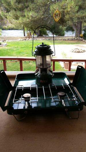 Coleman Stove & Lantern for Sale in Sanger, CA
