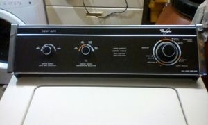 WHIRLPOOL WASHER AND DRYER for Sale in Beverly Hills, CA