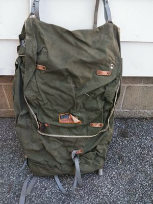 Vintage hiking/camping backpack. for Sale in Painesville, OH