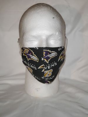 Ravens face mask for Sale in Baltimore, MD