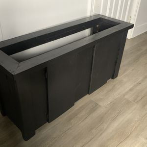 fish tank stand for 60 gallons aquarium for Sale in Los Angeles, CA