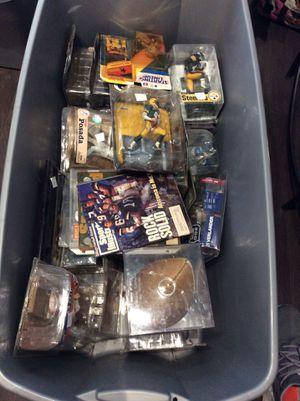 SPORT MEMORABILIA!! Lot of 23 figurines!! Action figures. RARE collectibles for Sale in Tempe, AZ