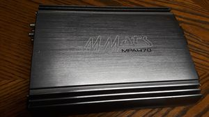 MMATS PRO AUDIO SURROUND sound amp for Sale in Springfield, MA
