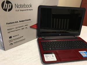 Laptop Hp Notebook 15.6 HD Intel for Sale in SUNNY ISL BCH, FL