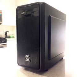 1080p Gaming PC | RX570 4GB | 500GB SSD | 4TB Storage | WiFi for Sale in Irvine,  CA