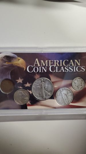 American Coin Classics Collection. for Sale in Potter, KS