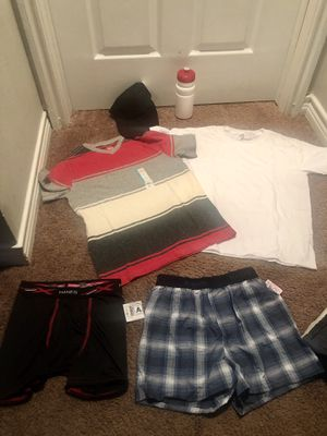"""BRAND NEW Boys size 10/12 """"Back to School"""" lot for Sale in Weldon Spring, MO"""