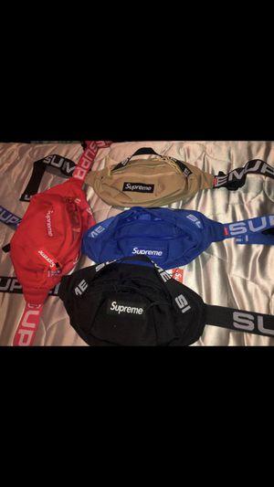 Supreme Waist bag ss18 for Sale in Boulder City, NV