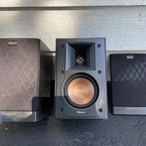 KLIPSCH RB-41 speakers for Sale in Redmond, WA