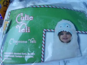 Cute NEW yeti costume for Sale in Salt Lake City, UT