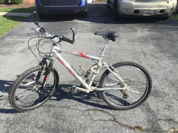Boys 26inch Vertical XG9000 Full Suspension Mountain Bike