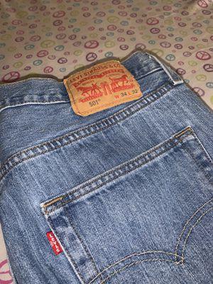 Levi Denim Jeans for Sale in Las Vegas, NV