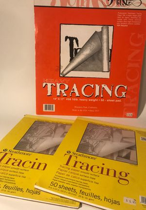Tracing Paper for Sale in South Pasadena, CA