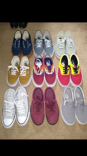 Vans shoe lot for Sale in Escondido, CA