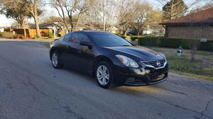 2012 NISSAN ALTIMA COUPE $3900 for Sale in Duncanville, TX