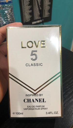 Chanel Perfume (Love 5 Classic) for Sale in Inglewood, CA