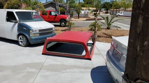 Camper shell ford f250 or f350 for Sale in Canyon Lake, CA