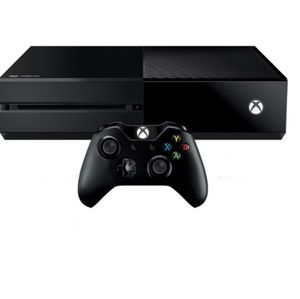 Xbox 1 with headset and controller which includes control freaks for Sale in Canoga Park, CA