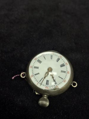 Antique 280 Cylinder Pocket Watch Swiss 1800's #A35 for Sale in Upland, CA
