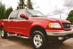 Ford BEST TRUCK F150 2002 Lariat 0issues for Sale in Washington, DC