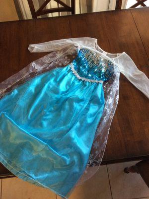 Elsa dress for Sale in Port St. Lucie, FL