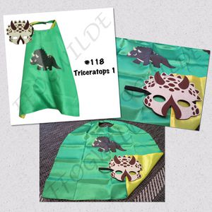 Triceratops Cape and Mask Set (Great for Easter Baskets!) for Sale in South Jordan, UT