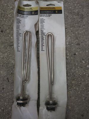 Screw in water heater element for Sale in Tampa, FL