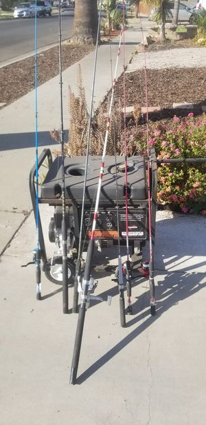 Fishing rods for Sale in Riverside, CA