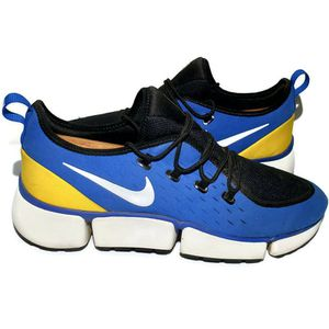 Mens NIKE POCKET FLY DM Shoes Trainers Size 10 Blue Black AJ9520 402 for Sale in West Columbia, SC