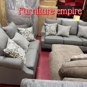 Furniture Living Room Sofa Loveseat Finance Available for Sale in Garland, TX