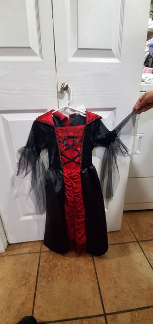 Witch costume size 2-4 very good condition for Sale in Aurora, IL
