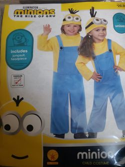 Minion Costume for Sale in Seaside,  CA