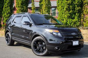 2014 Ford Explorer for Sale in Seattle, WA