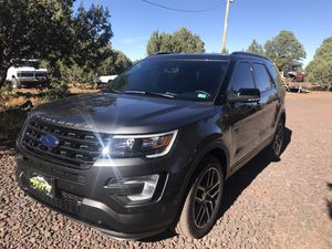 2018 Ford Explorer Sport for Sale in Vernon, AZ