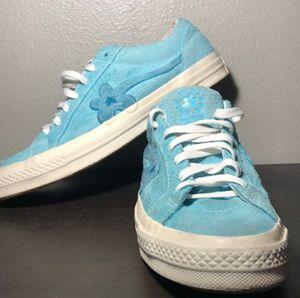 Converse Golf le Fleur in Blue for Sale in Mesa, AZ