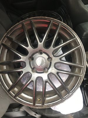 "18"" asa rims 114.3 for Sale in New York, NY"