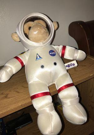 California science center monkey plushie for Sale in San Bernardino, CA
