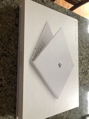 Microsoft surface one with box and accessories untouched for Sale in Lynnwood, WA