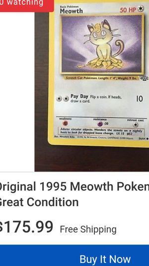 Pokemon for Sale in McClure, IL